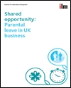 Shared opportunity: parental leave in UK business