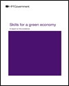 Skills for a green economy: a report on the evidence