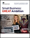 Small business: great ambition
