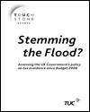 Stemming the flood? Assessing the UK Government's policy on tax avoidance since Budget 2008