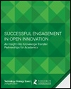 Successful engagement in open innovation: an insight into knowledge transfer partnerships for academics