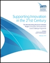 Supporting innovation in the 21st century