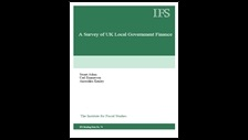 A survey of UK local government finance