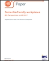Talent management: responding to uncertainty: IES perspectives on HR 2017