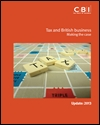 Tax and British business: making the case: update