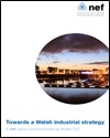 Towards a Welsh industrial strategy