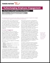Turbocharging employee engagement: the power of recognition from managers; part 1: the engagement engine