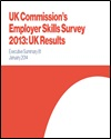 UK Commission's employer skills survey 2013: technical report