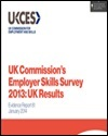 The UK commission's employer skills survey 2013: UK results