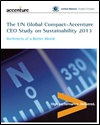 The UN Global Compact-Accenture CEO study on sustainability 2013: architects of a better world