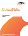 The value of skills: an evidence review