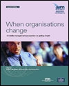 When organisations change