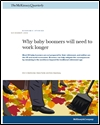 Why baby boomers will need to work longer