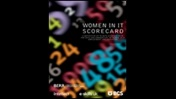 Women in IT scorecard: a definitive up to date evidence base for data and commentary on women in IT employment and education