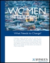 Women in leadership: what needs to change?