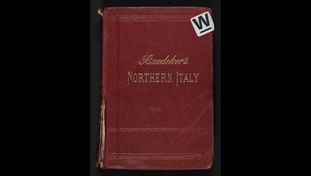 Baedeker's guide to Northern Italy
