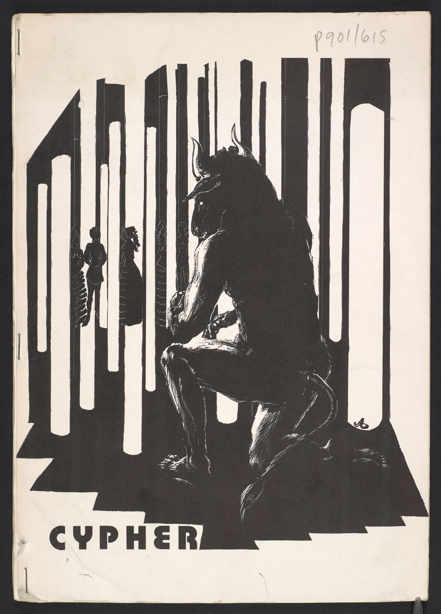 'Ballard on Crash' from Cypher magazine
