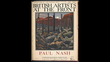 British Artists at the Front series