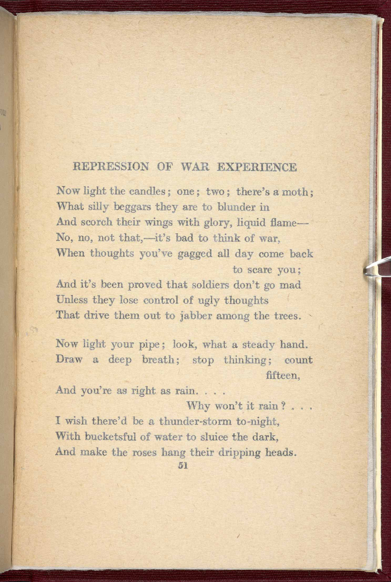 Counter-Attack, and other poems by Siegfried Sassoon