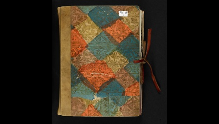 Journal of Lady Ottoline Morrell, June 1926, with photographs of Virginia Woolf
