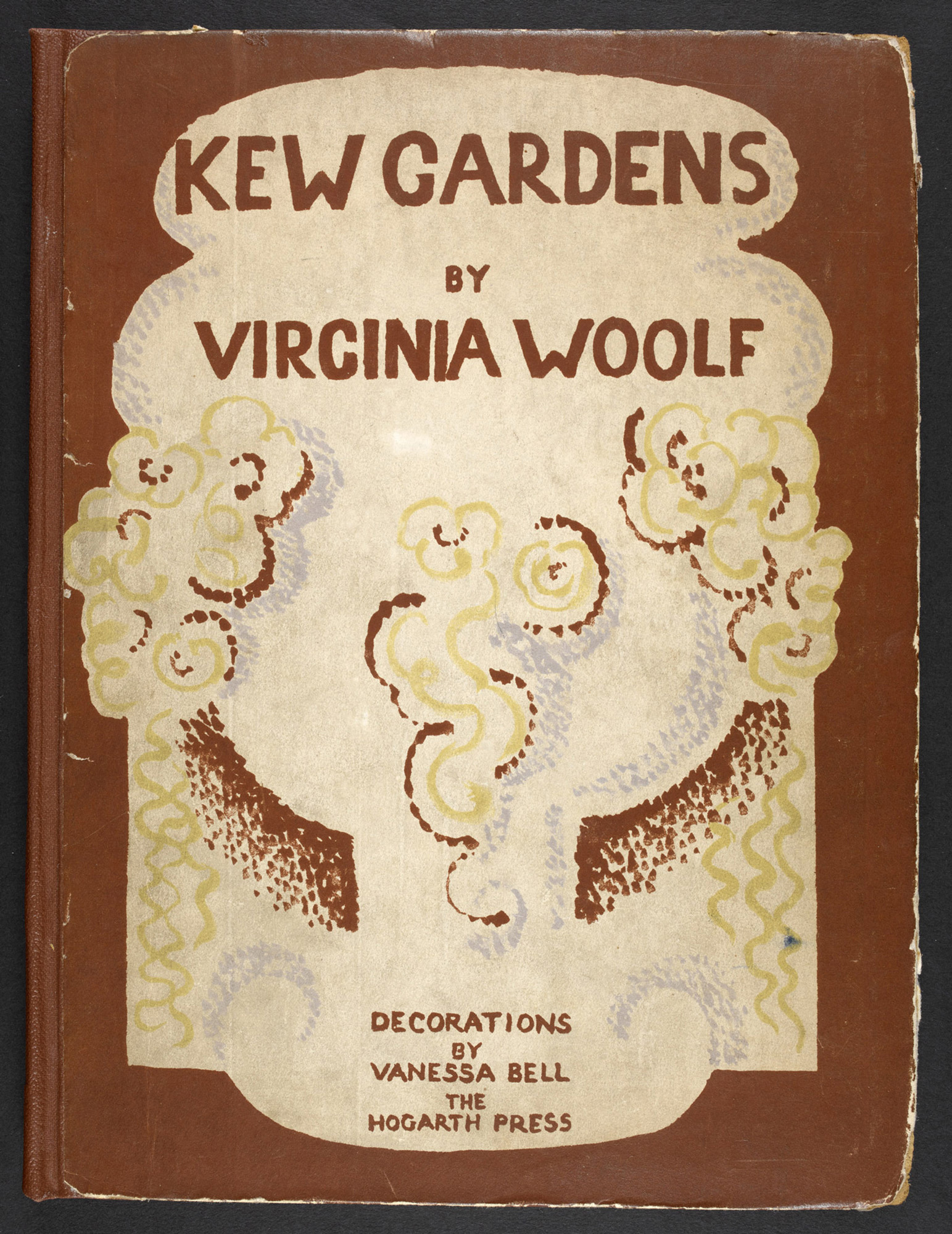 Kew Gardens by Virginia Woolf, 1927
