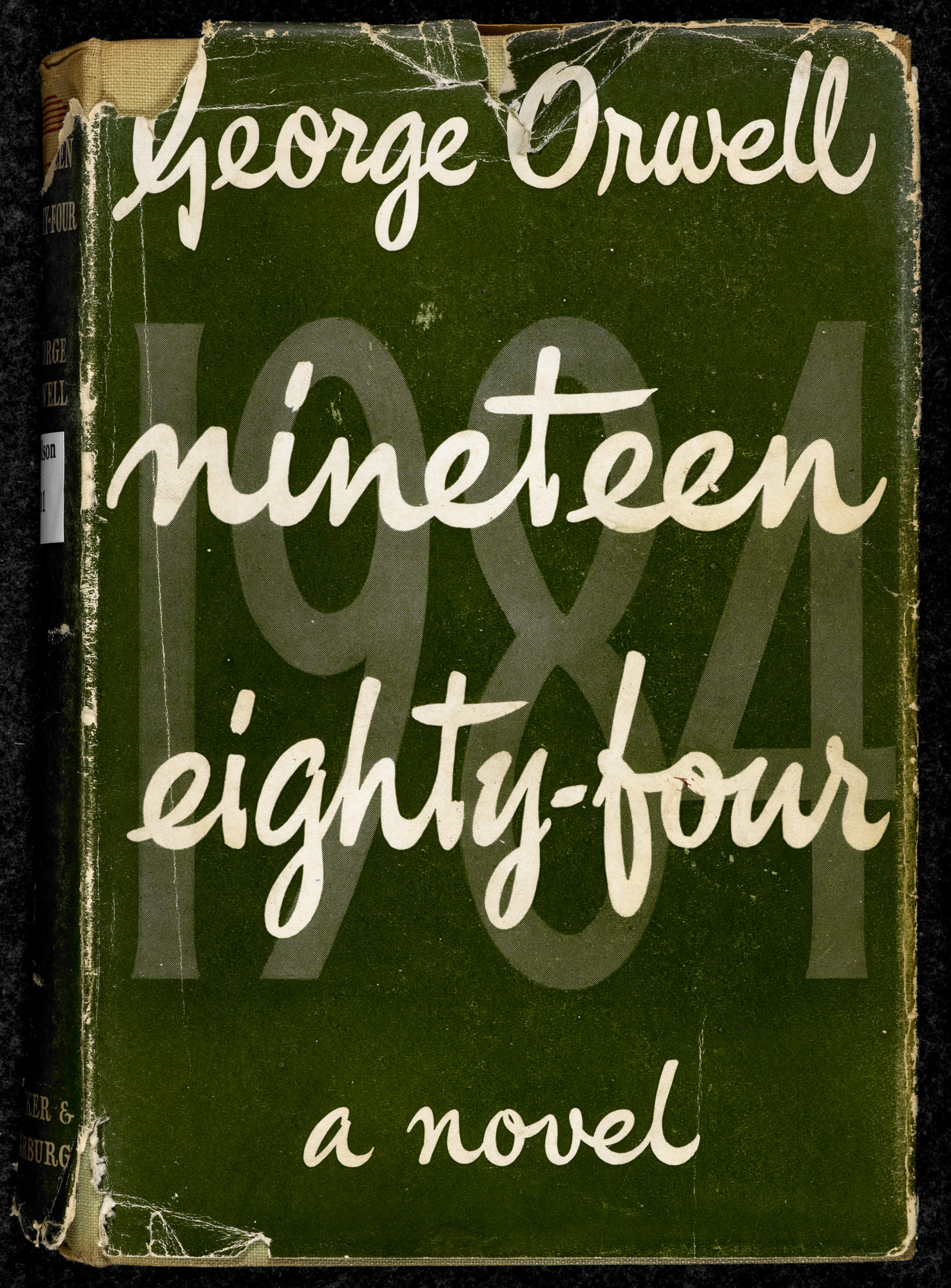 Nineteen Eighty-Four and the politics of dystopia - The
