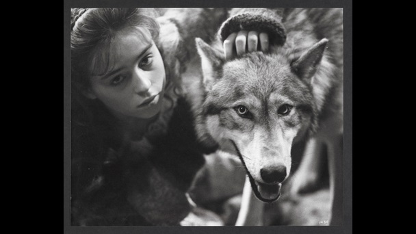 Photographs from The Company of Wolves, a film by Neil Jordan and Angela Carter