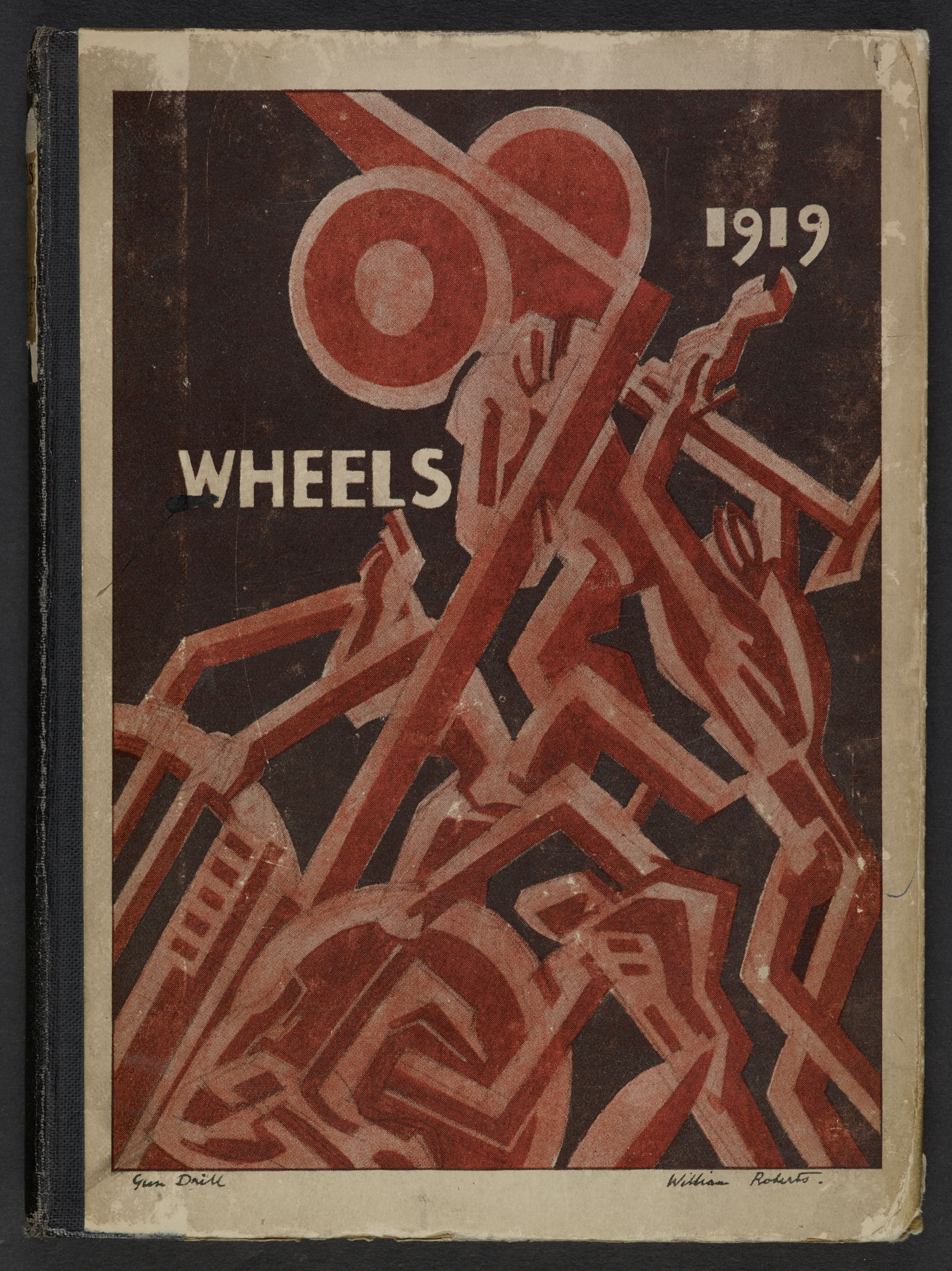 Poems of Wilfred Owen, published in Wheels