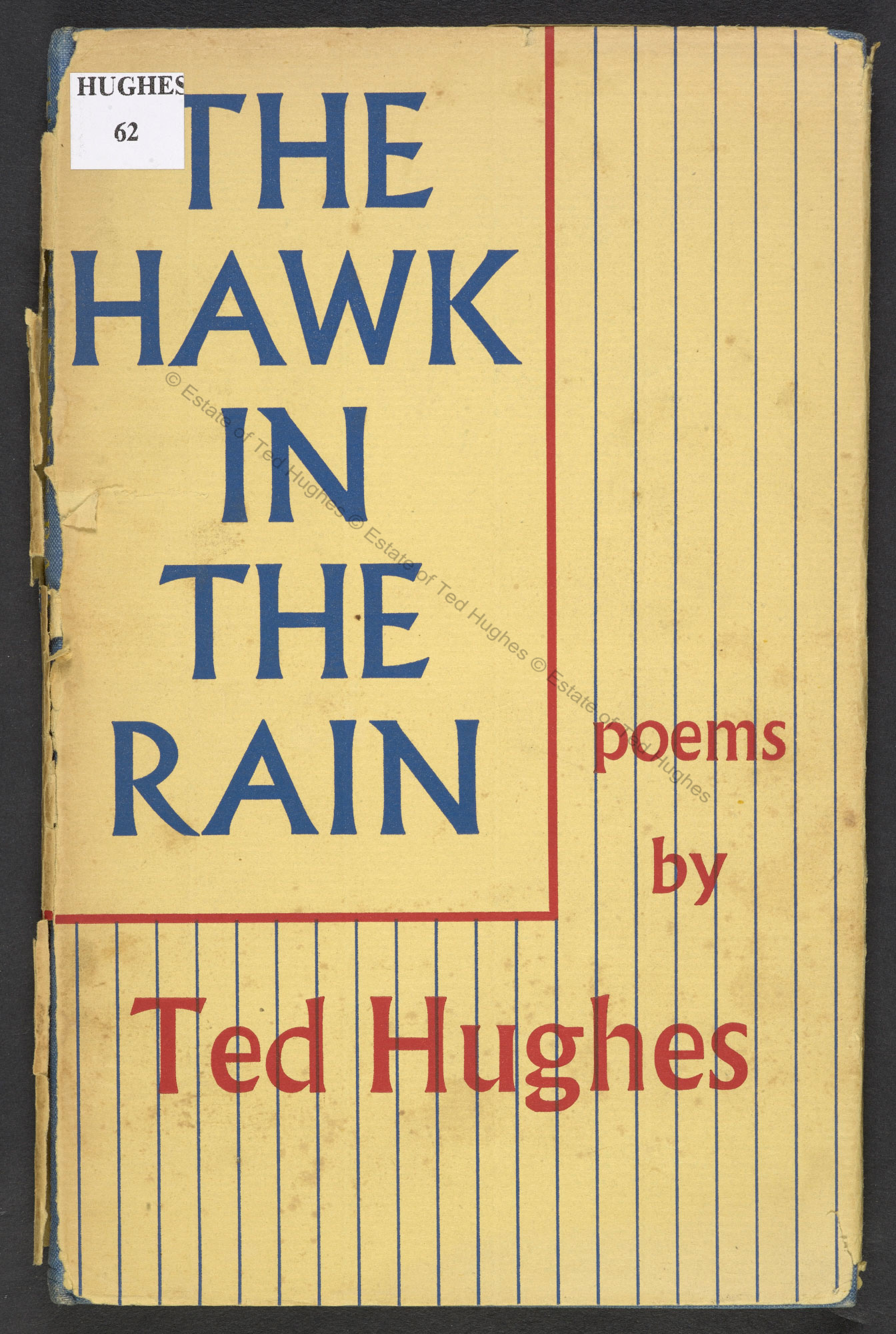 ted hughes relic
