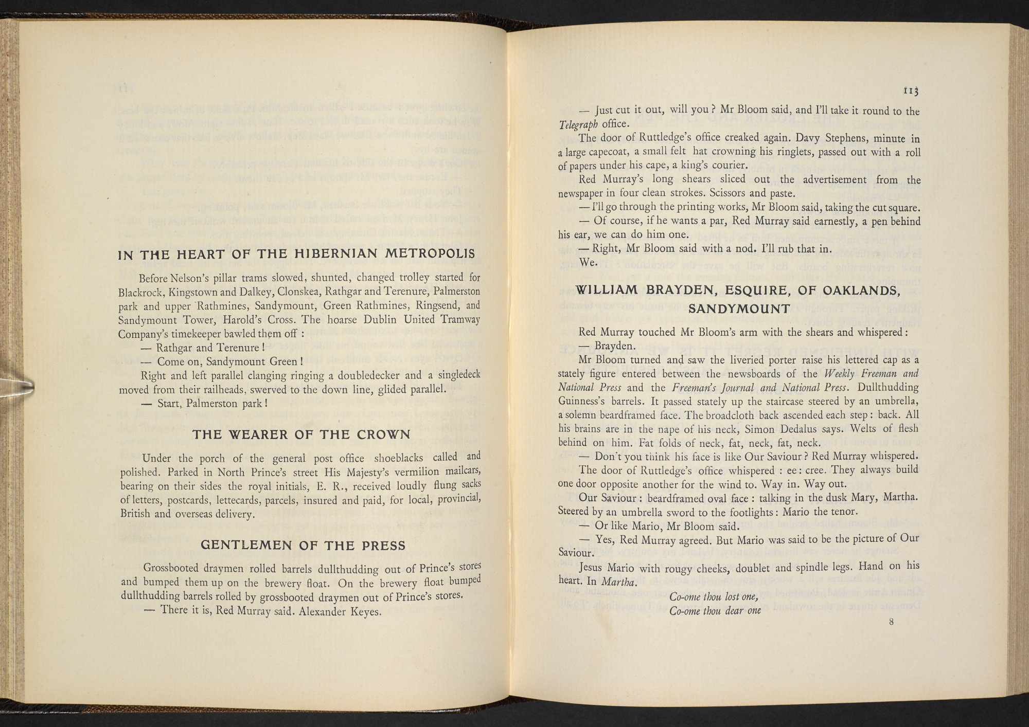 An Introduction To Ulysses The British Library