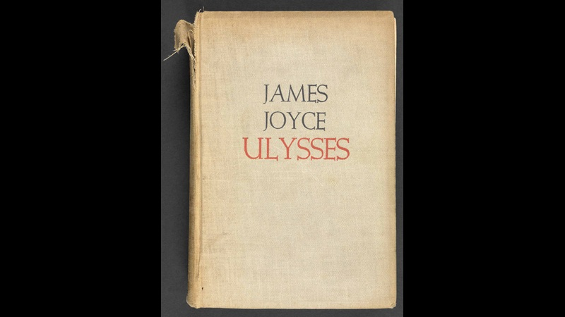 Ulysses by James Joyce, 1934 American edition