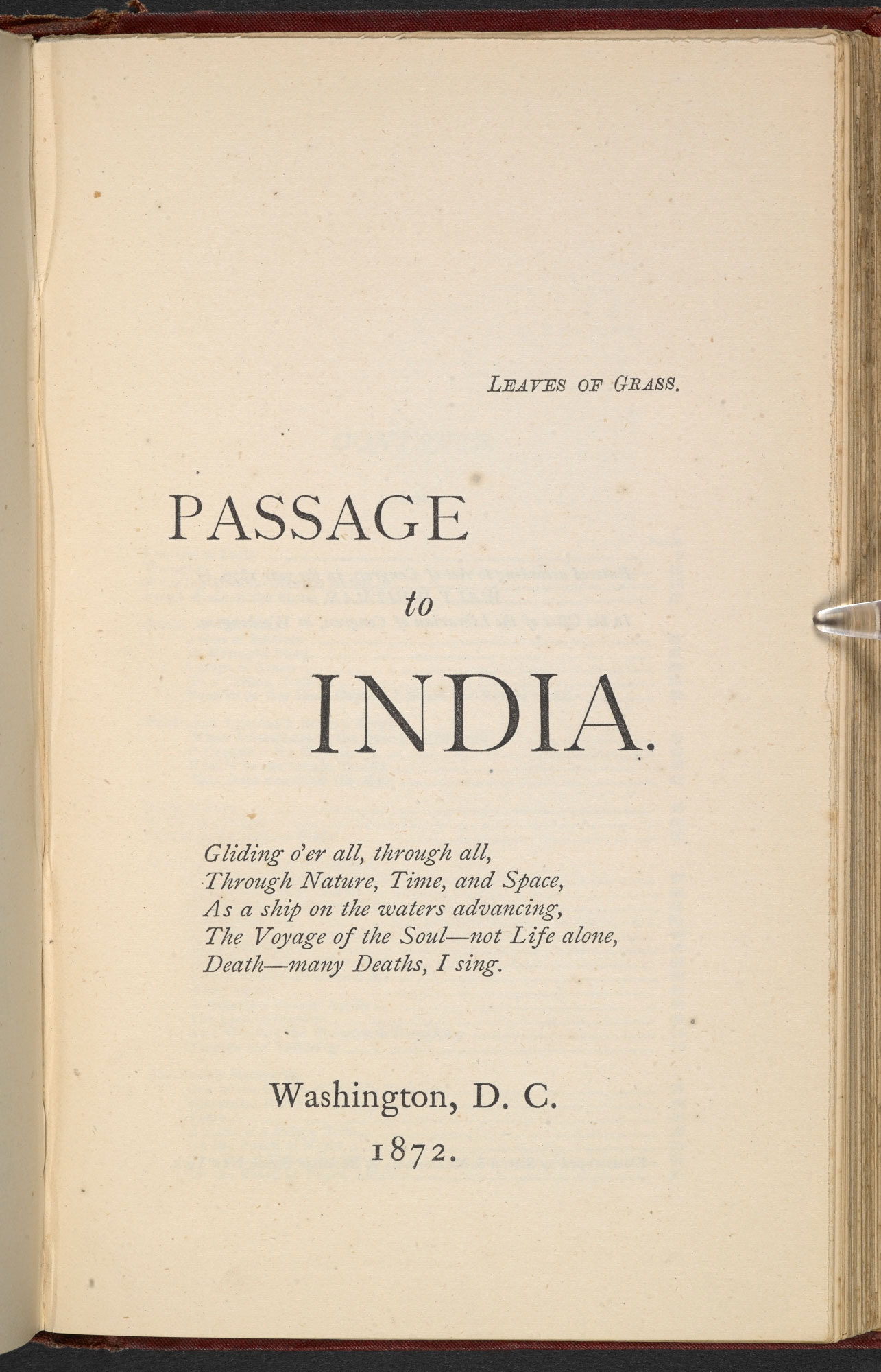 analysis of a passage to india