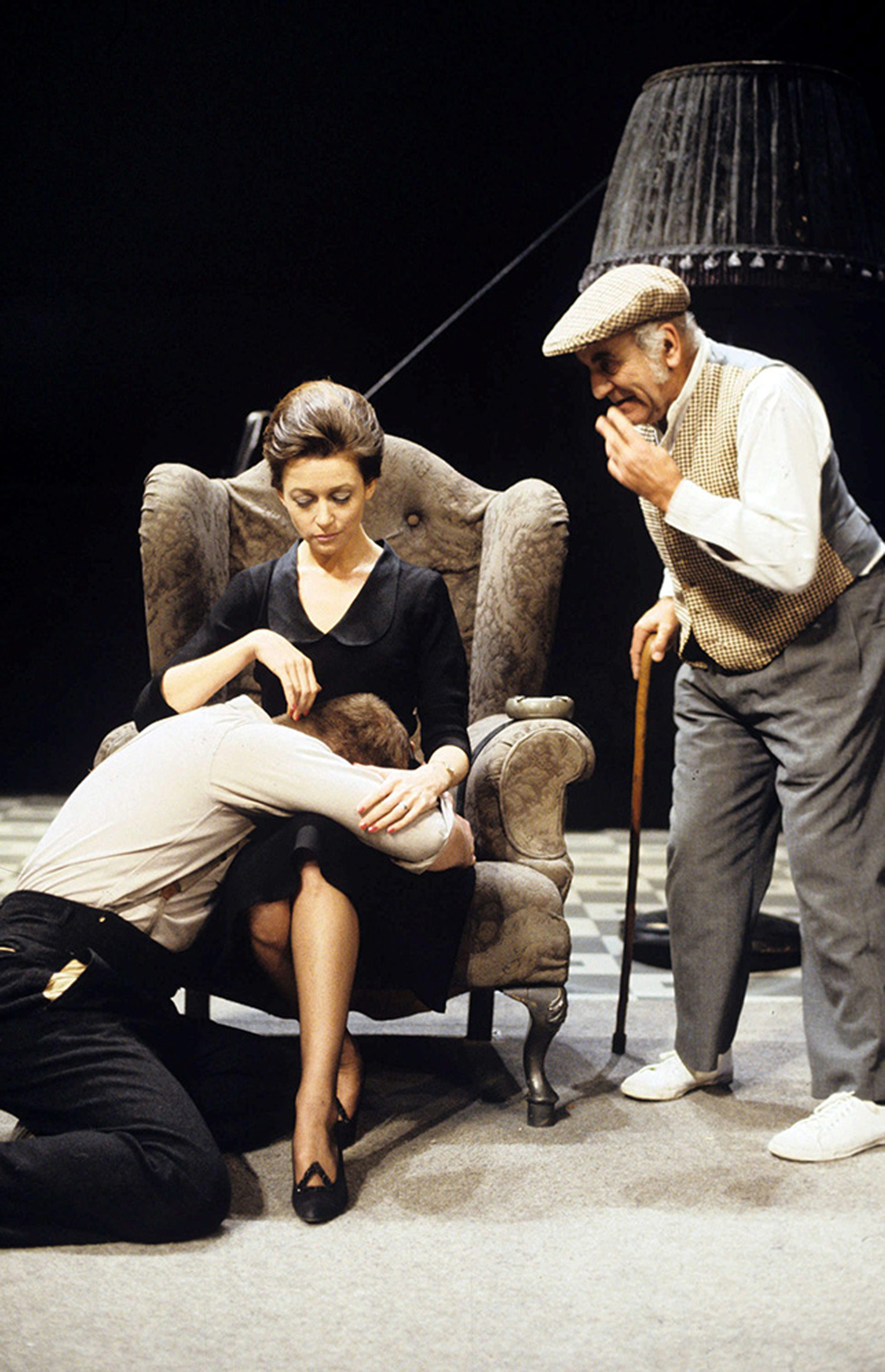 Photograph of The Homecoming by Harold Pinter, 1990