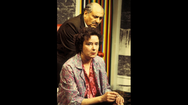 East by Ayub Khan Din (Royal Court Theatre production, 1997)