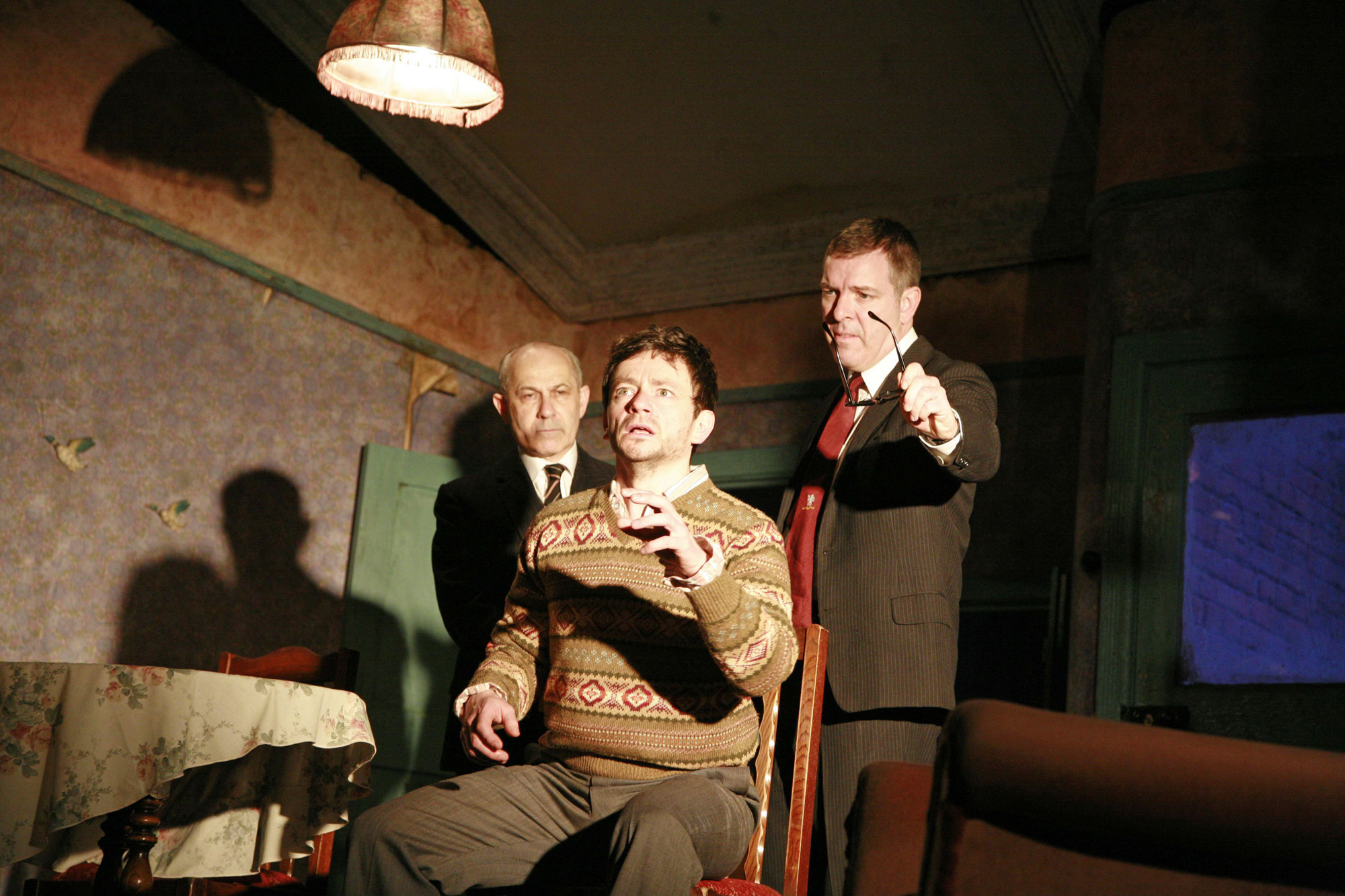 Photographs of The Birthday Party by Harold Pinter, 2008