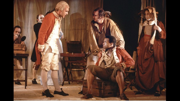Photographs of Our Country's Good (1988 premiere at the Royal Court Theatre)
