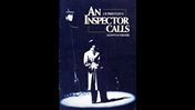 Programme for An Inspector Calls, together with a review