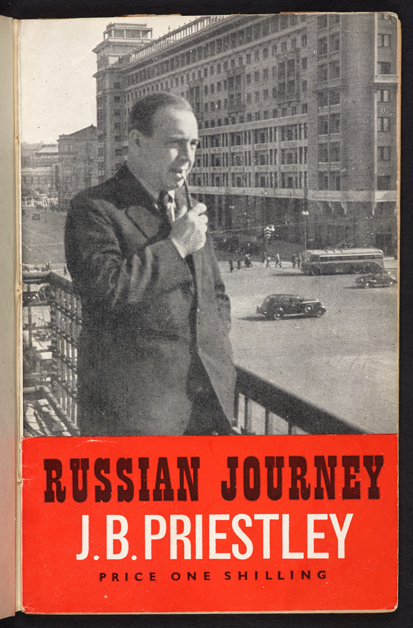 Russian Journey by J B Priestley, 1946