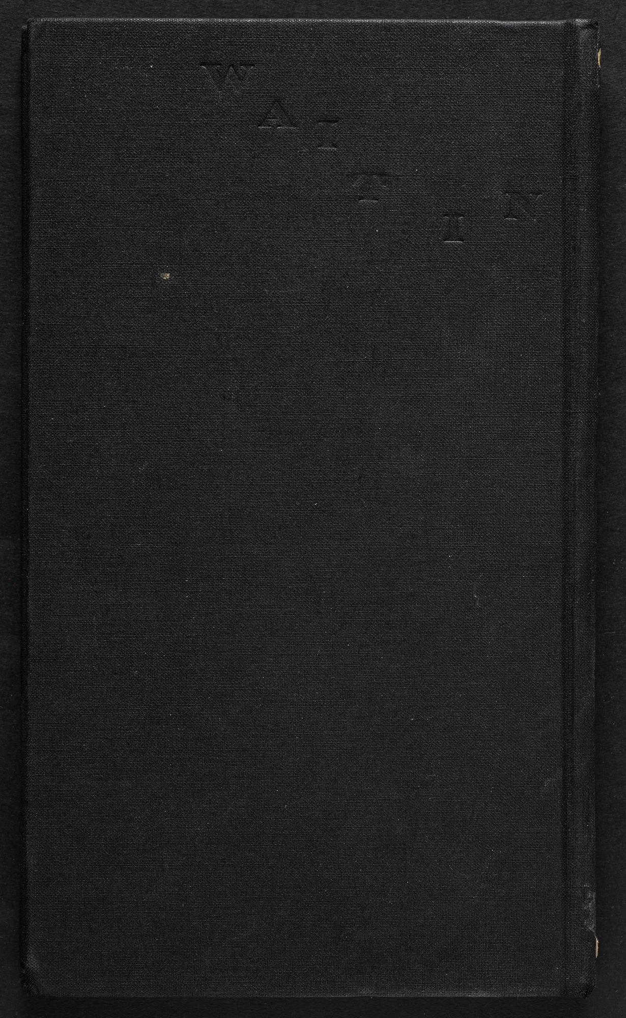 Waiting for Godot by Samuel Beckett, 1954 American edition