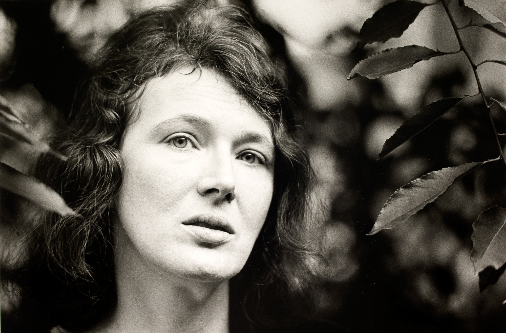 Angela Carter by Fay Godwin