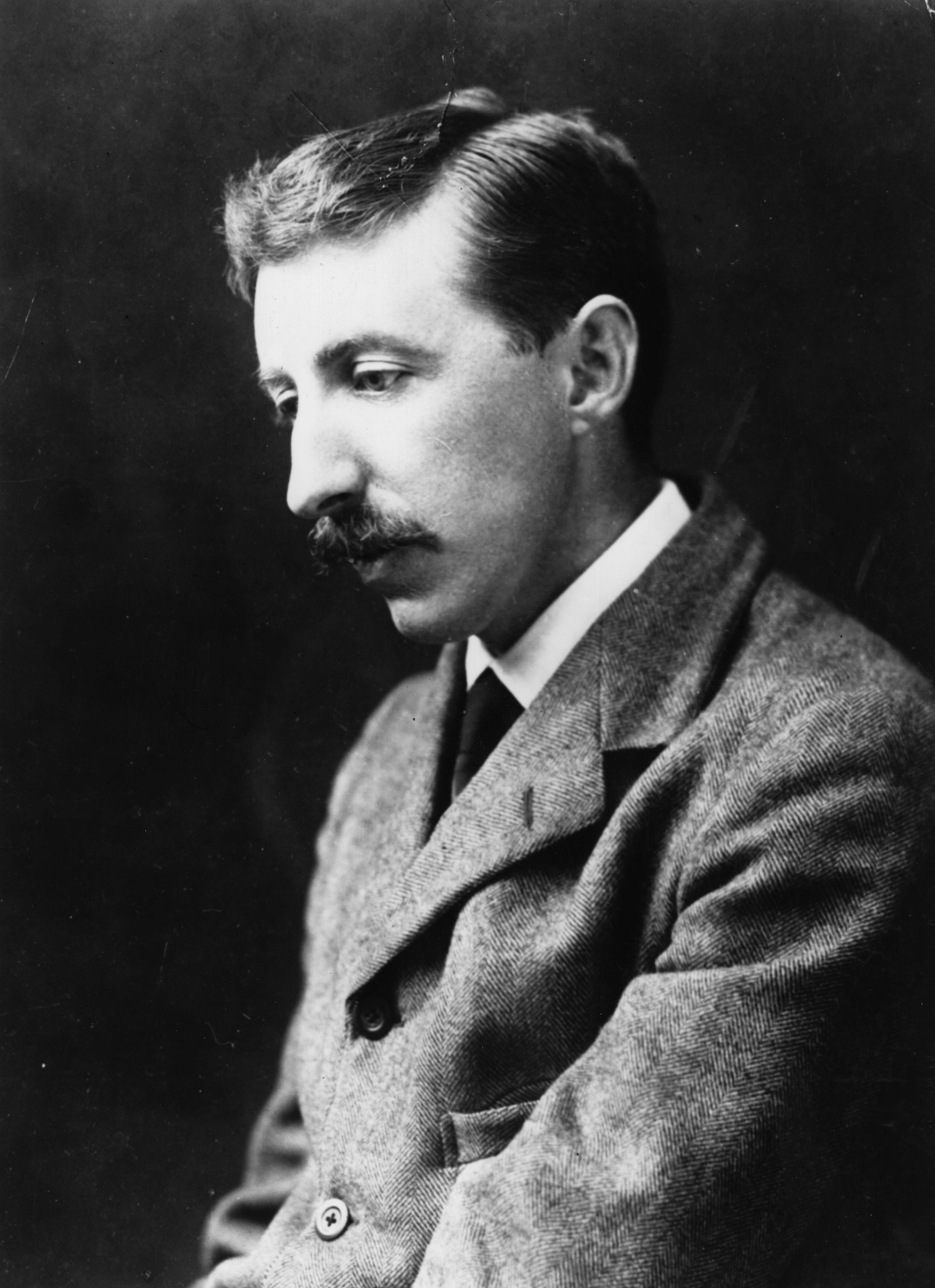 E M Forster by Edward Gooch