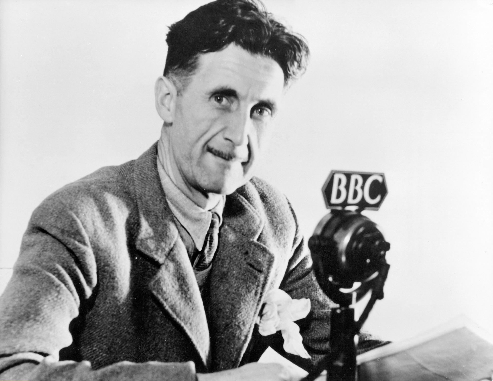 george orwell the british library
