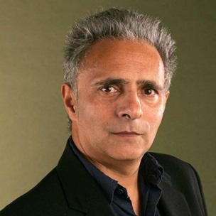 Hanif Kureishi by Mark Mainz