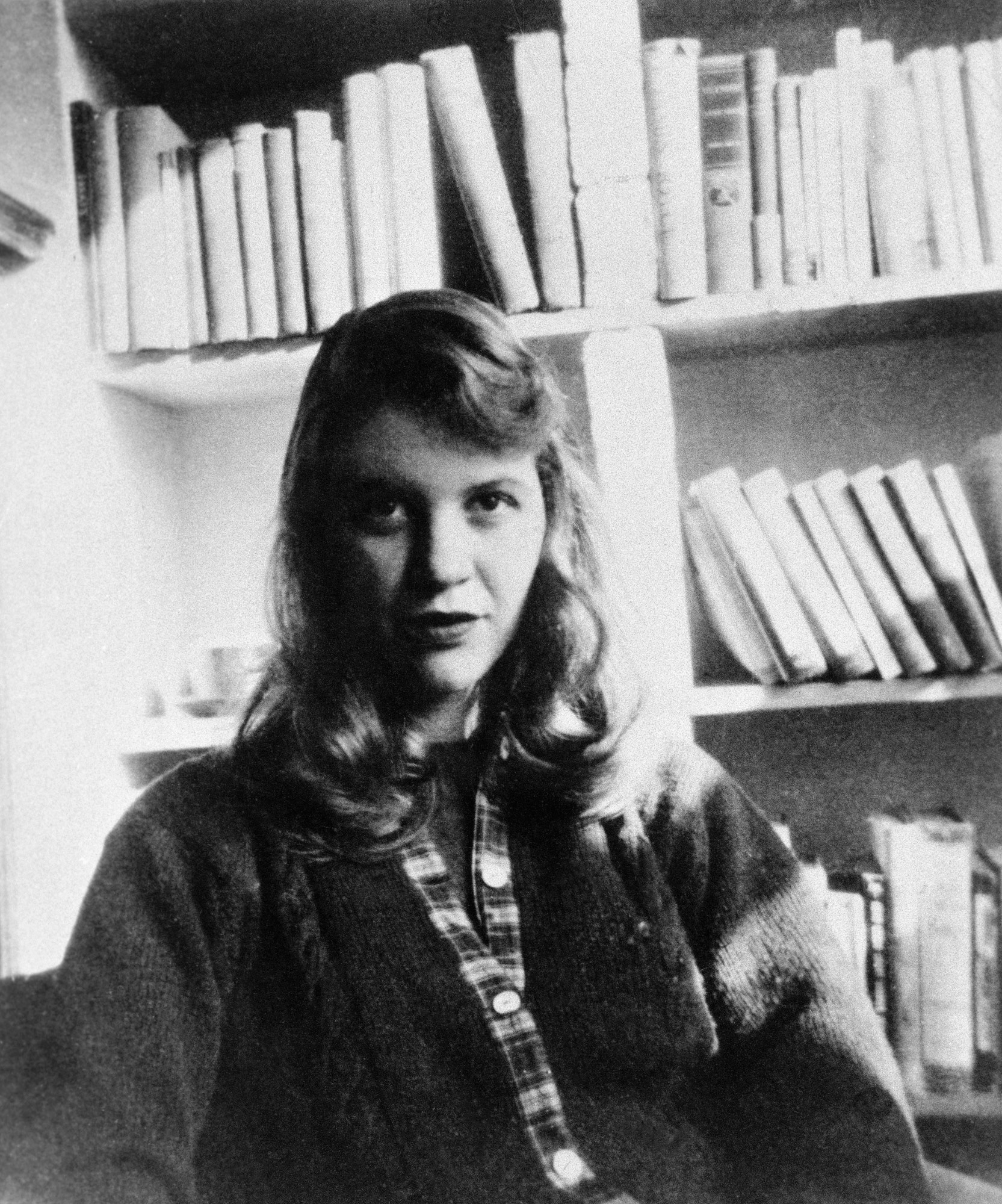 sylvia plath the british library