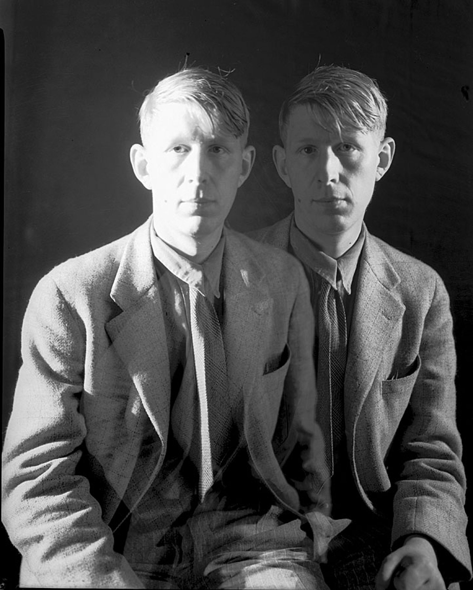W H Auden by Cecil Beaton