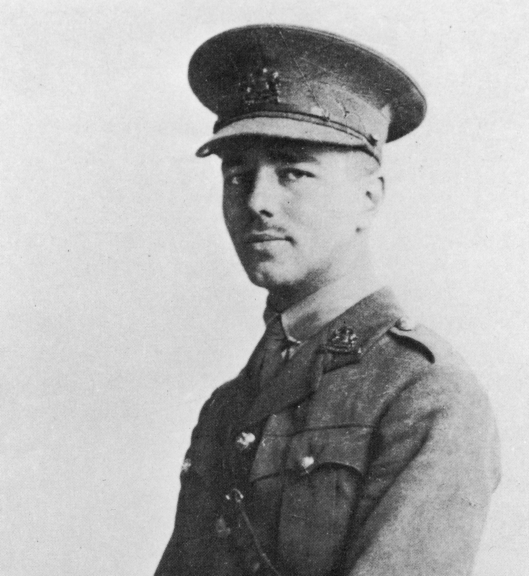 Wilfred Owen The British Library