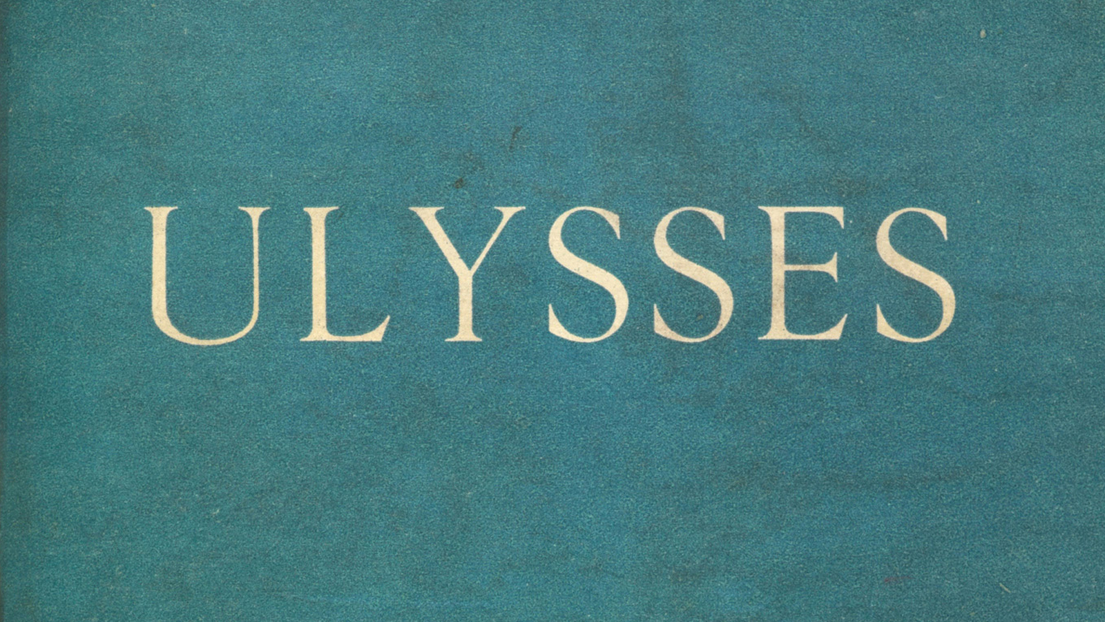 Obscenity in Ulysses
