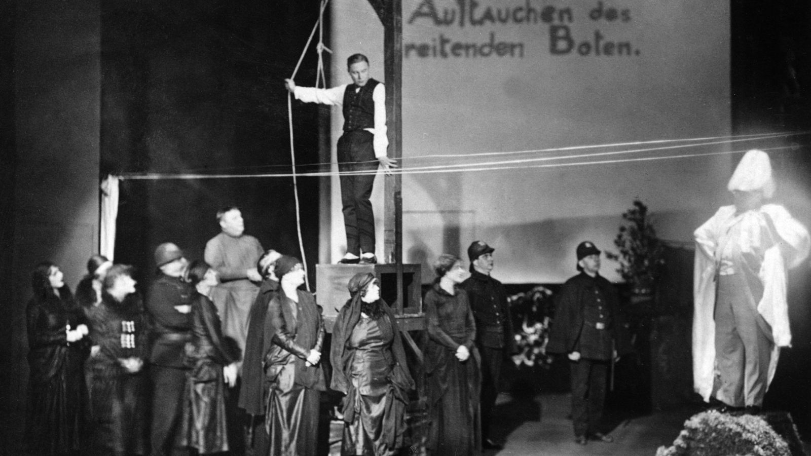 Bertolt Brecht and epic theatre: V is for Verfremdungseffekt - The
