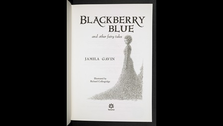 Blackberry Blue by Jamilla Gavin