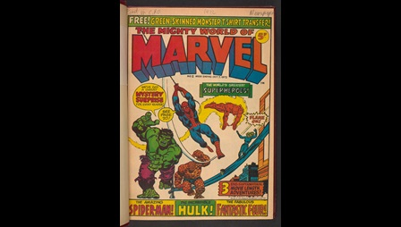 Issue of The Mighty World of Marvel